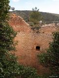 Edificaciones históricas en el Parque Natural del Carrascal de Font Roja en Ibi