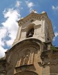 Vista del Santuario de Font Roja en Alcoy