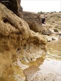 Formaciones rocosas en Cabo de las Huertas