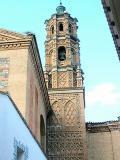 Parochial church of Our Lady of the Asunción, The Kitchen garden of Mrs Godina, Saragossa,