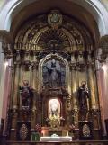 Saragossa - San Pablo - Retablo of the Virgin of the Pains