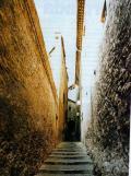 calle del barrio judio