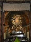 Sight of the Altar of the Sanctum of the Holy Cave
