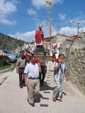 Procesión de San Agustín, Patrón de Abejuela