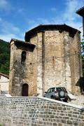 Ermita de Nuestra Señora de San Salvador, en Urzainqui, Valle de Roncal Navarra España