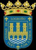 I shield Logronio, La Rioja