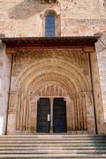 """""""Porta Speciosa"""" del Monasterio de Leyre,Navarra, España"""