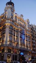 Hotel Atlántico (Gran Vía 38)
