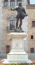 Monument to Don Álvaro de Bazán (1526-1588