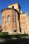 Soria Ábside de San Juan de Rabanera