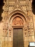 Portada de Las Campanillas de la Catedral de Sevilla