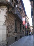 El Cristo de la calle Silleria de Toledo
