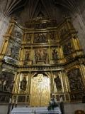 Retablo Mayor iglesia Santiago en Logroño