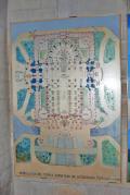 Plano de la Catedral de Gaudi