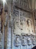 Altorrelieve de la Girola de la Catedral de Burgos