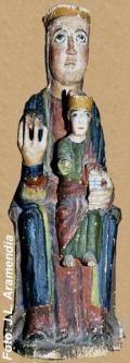 Sso de Sesue, la Virgen del Puy