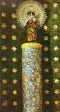 Virgen del Pilar Patrona de Aragón