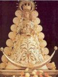 Virgen del Rocío. Patrona de Almonte (Huelva) y de Andalucía