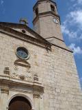 L'església de Sant Salvador de Vilanova De Prades