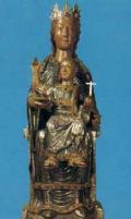 Virgen del Sagrario. Patrona de Toledo y Castilla La Mancha