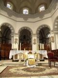 Detalle de la Catedral Asunción de Ceuta