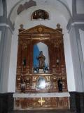 Altar de la Catedral de Ceuta