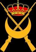 Escudo de los Regulares de Melilla