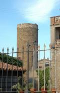 Torre del castell de La Tallada d´empordà