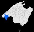 Shield of Bañalbufar, Majorca, Balearic Islands