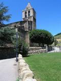 L'església de Nostra Senyora dels Àngels de Llívia