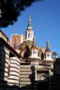 Capilla del Santísimo y capilla del Baptisterio de la Iglesia Parroquial de St. Romà