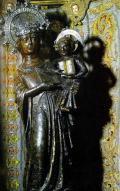 Virgen de Lluc. Patrona de Lluc (Mallorca) y de Baleares
