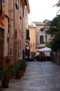 Streets of Alcudia, Majorca, Balearic Islands