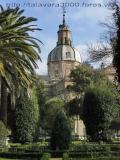 Parque del Prado y Basílica
