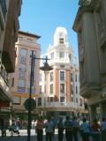 Torre del reloj (Plaza del reloj) Talavera de la Reina