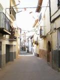 Torrecilla de Alcañiz la calle mayo