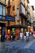 Streets of Palma, Balearic Islands