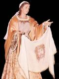 Saint Mujer Verónica, work of Sánchez Lozano in Beniaján (Murcia)