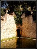 Monasterio de Miramar, Deia, Mallorca, islas Baleareas