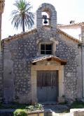 Iglesia de Deia, Mallorca, islas Baleares
